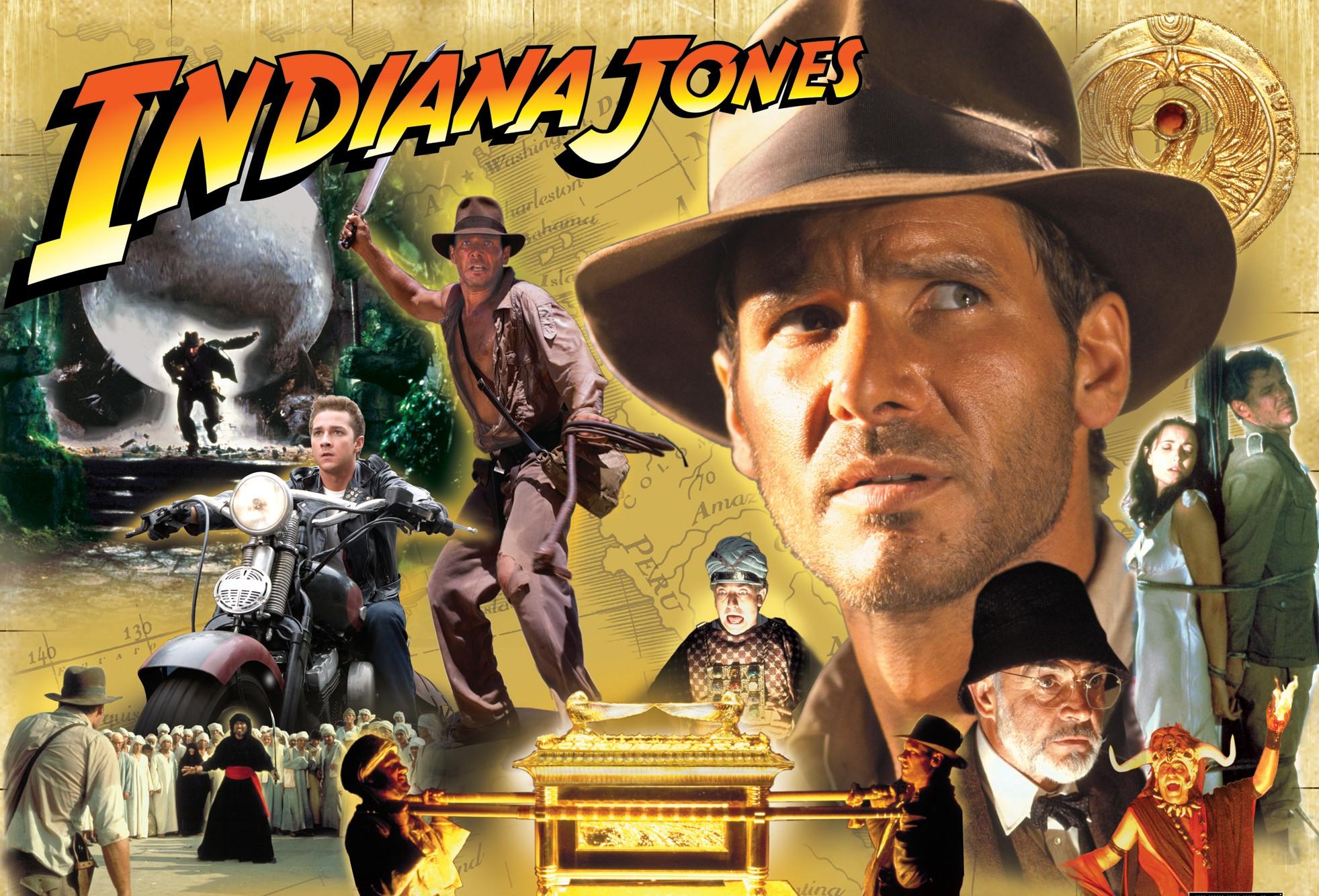 High Resolution Wallpaper   Indiana Jones 1963x1334 px