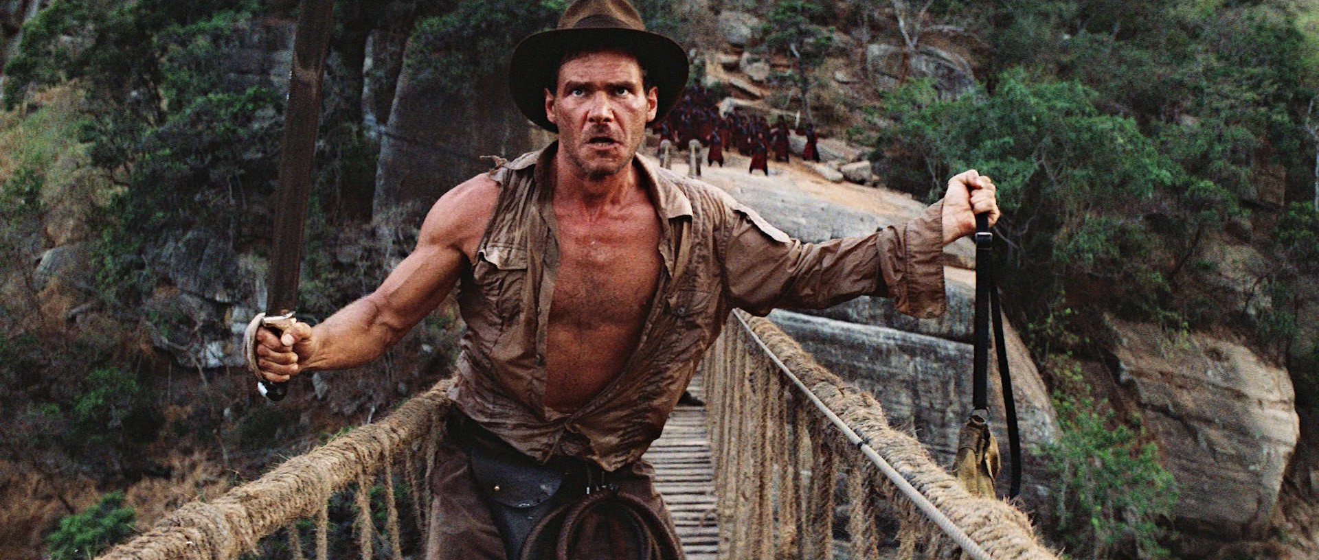 Indiana Jones Backgrounds, Compatible - PC, Mobile, Gadgets  1920x816 px