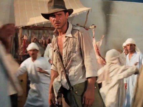 Nice wallpapers Indiana Jones 480x360px