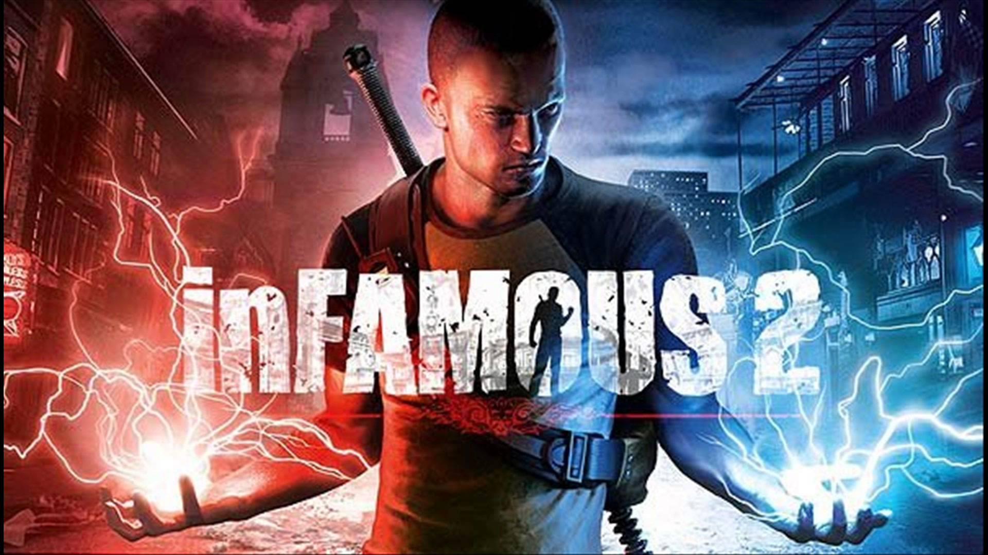 InFAMOUS 2 HD wallpapers, Desktop wallpaper - most viewed
