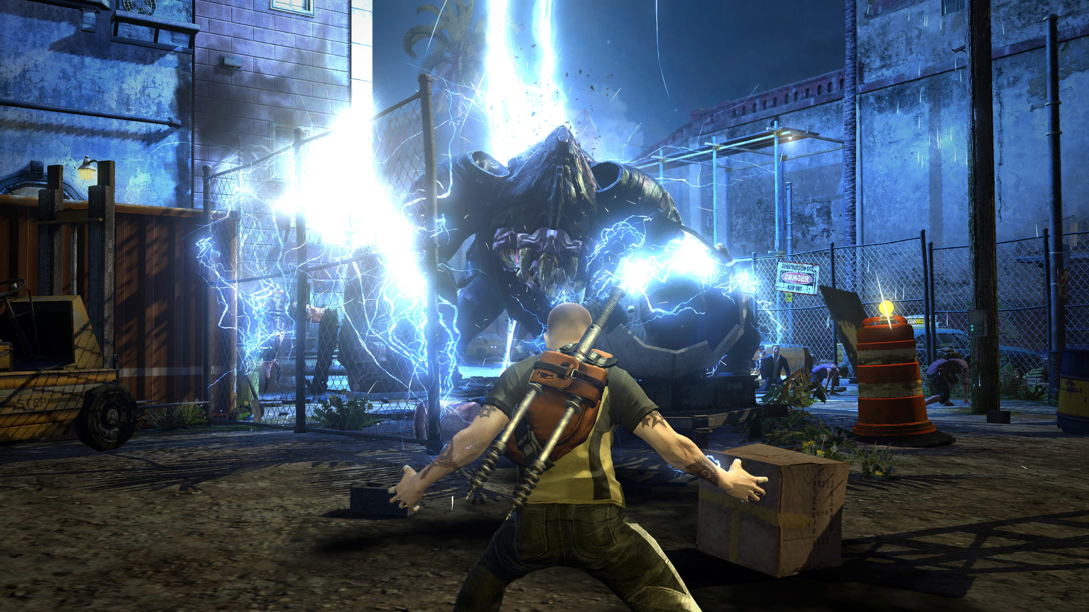 3820x2149 > InFAMOUS 2 Wallpapers
