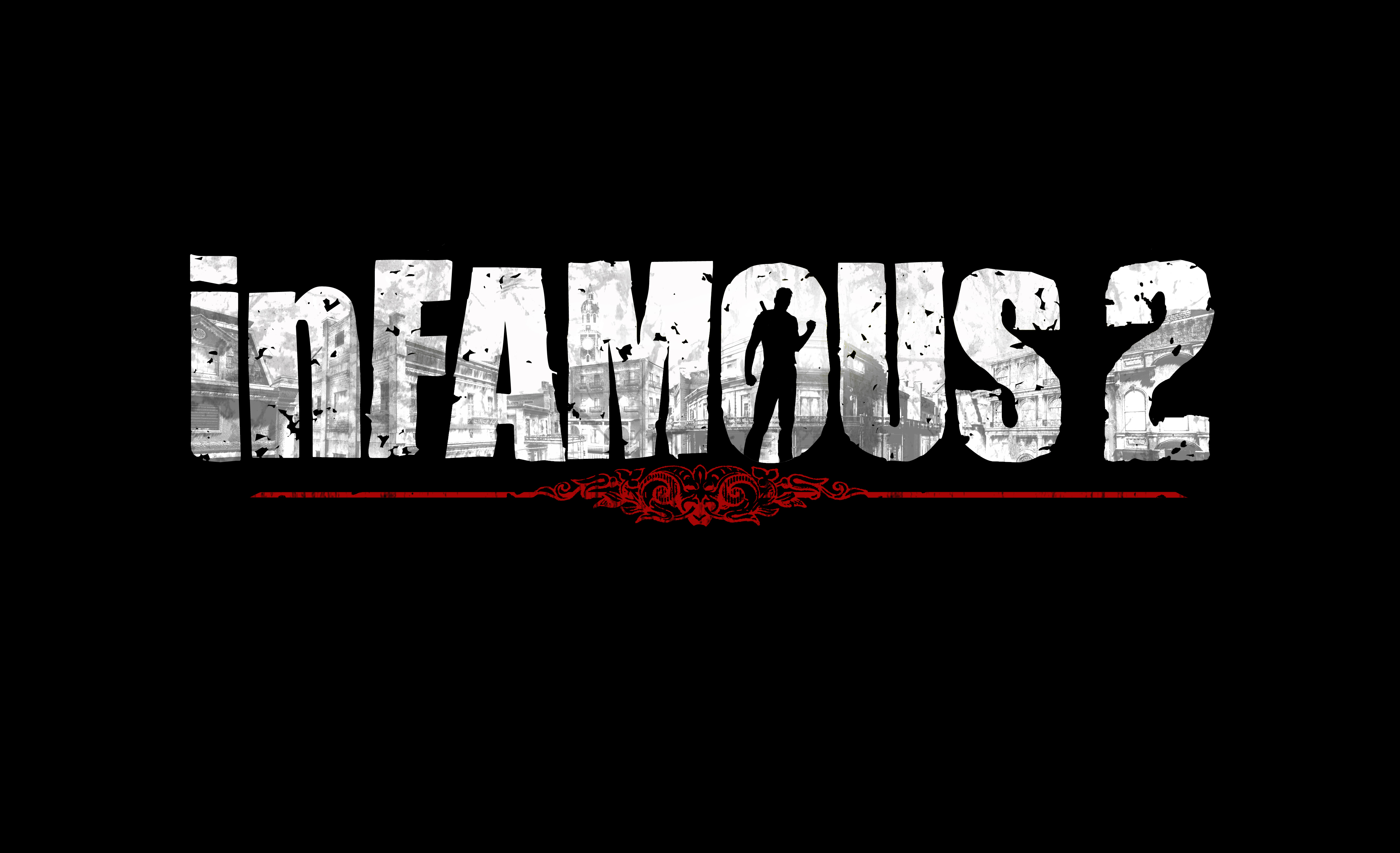 HQ InFAMOUS 2 Wallpapers   File 2058.64Kb