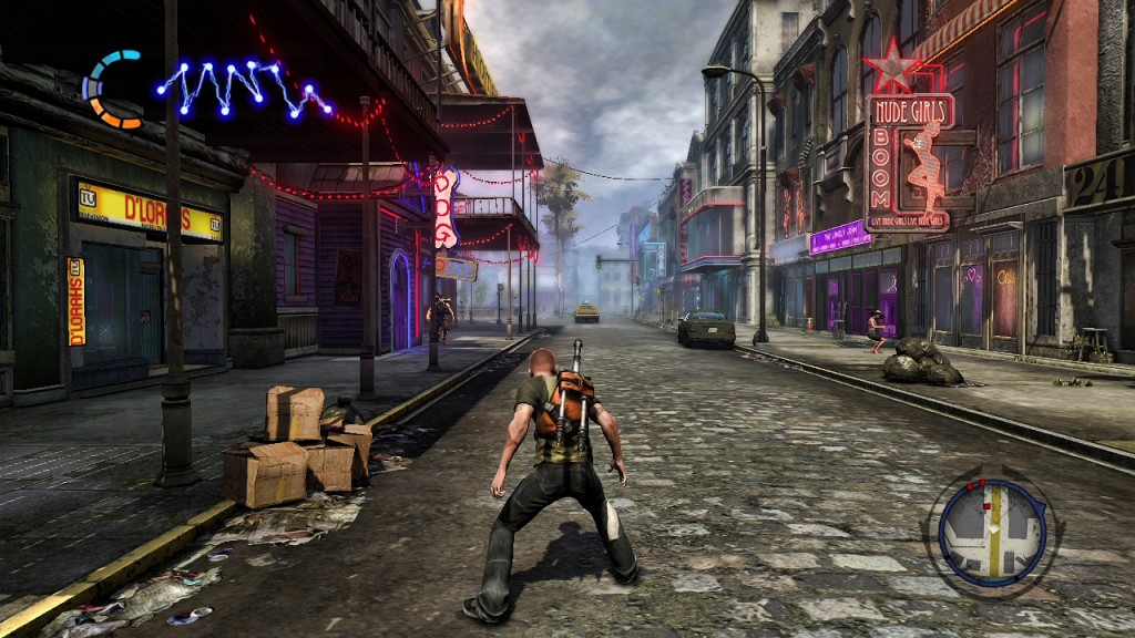 Nice Images Collection: InFAMOUS 2 Desktop Wallpapers