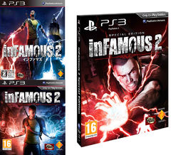 InFAMOUS 2 High Quality Background on Wallpapers Vista