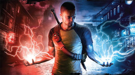 InFAMOUS Backgrounds on Wallpapers Vista
