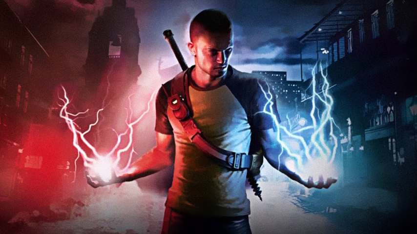 Images of InFAMOUS 2   854x480