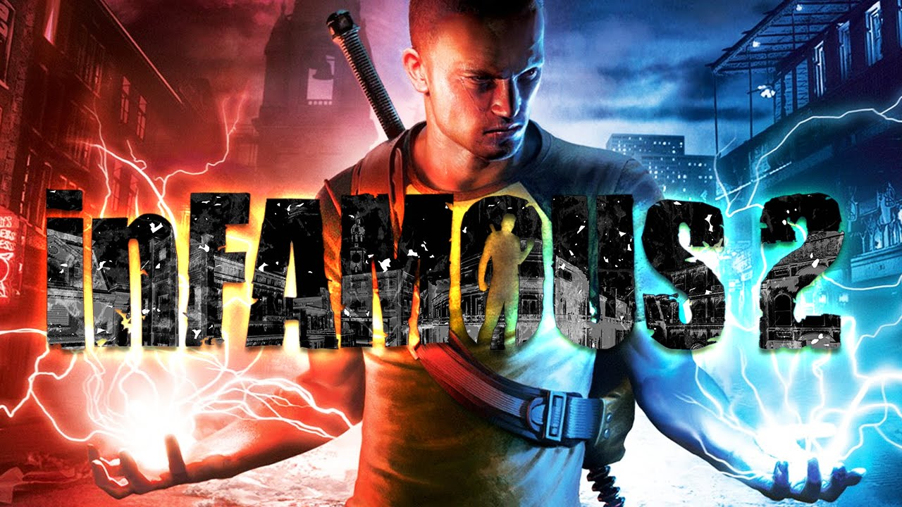 HQ InFAMOUS 2 Wallpapers   File 183.75Kb
