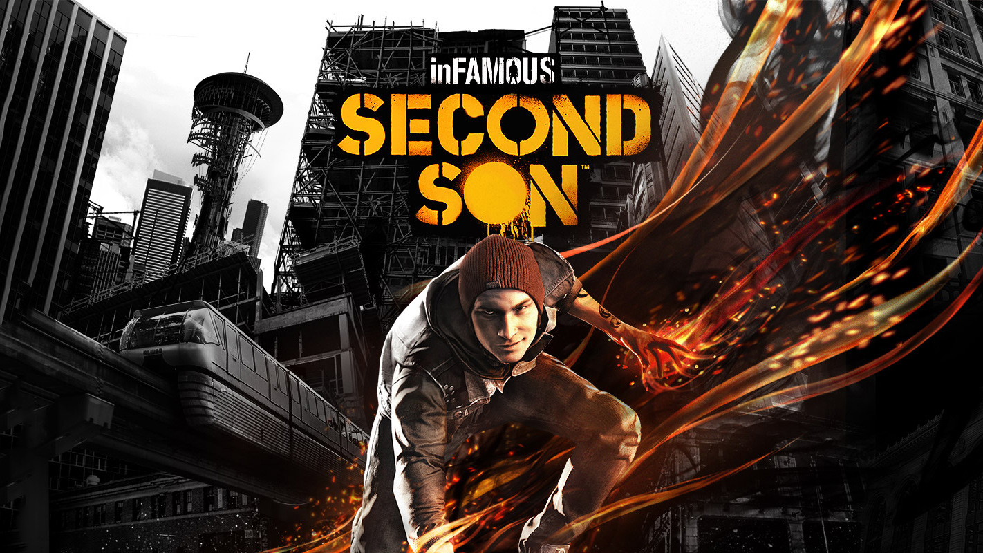 Infamous Second Son Wallpapers Video Game Hq Infamous Second