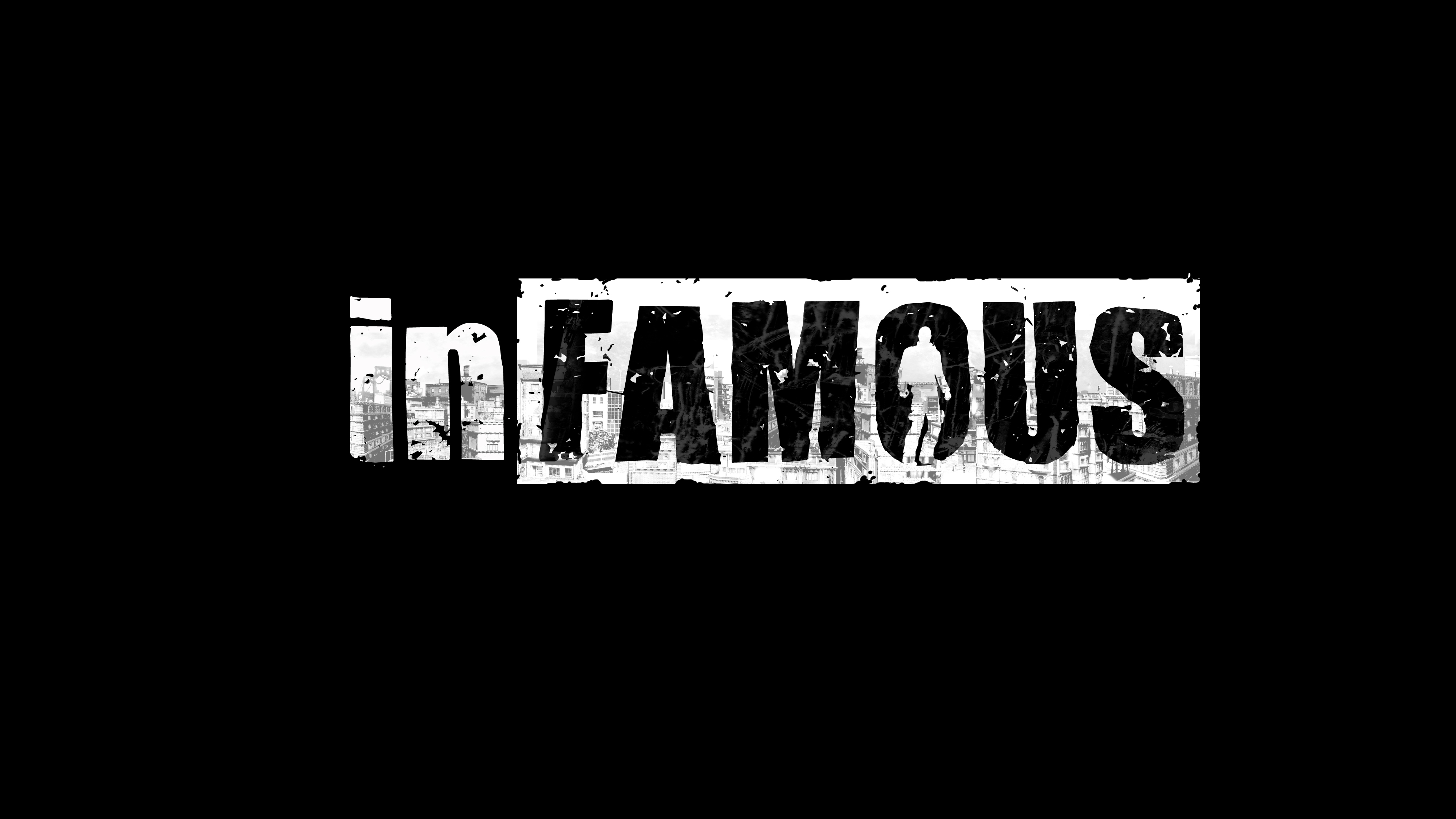 Nice Images Collection: InFAMOUS Desktop Wallpapers