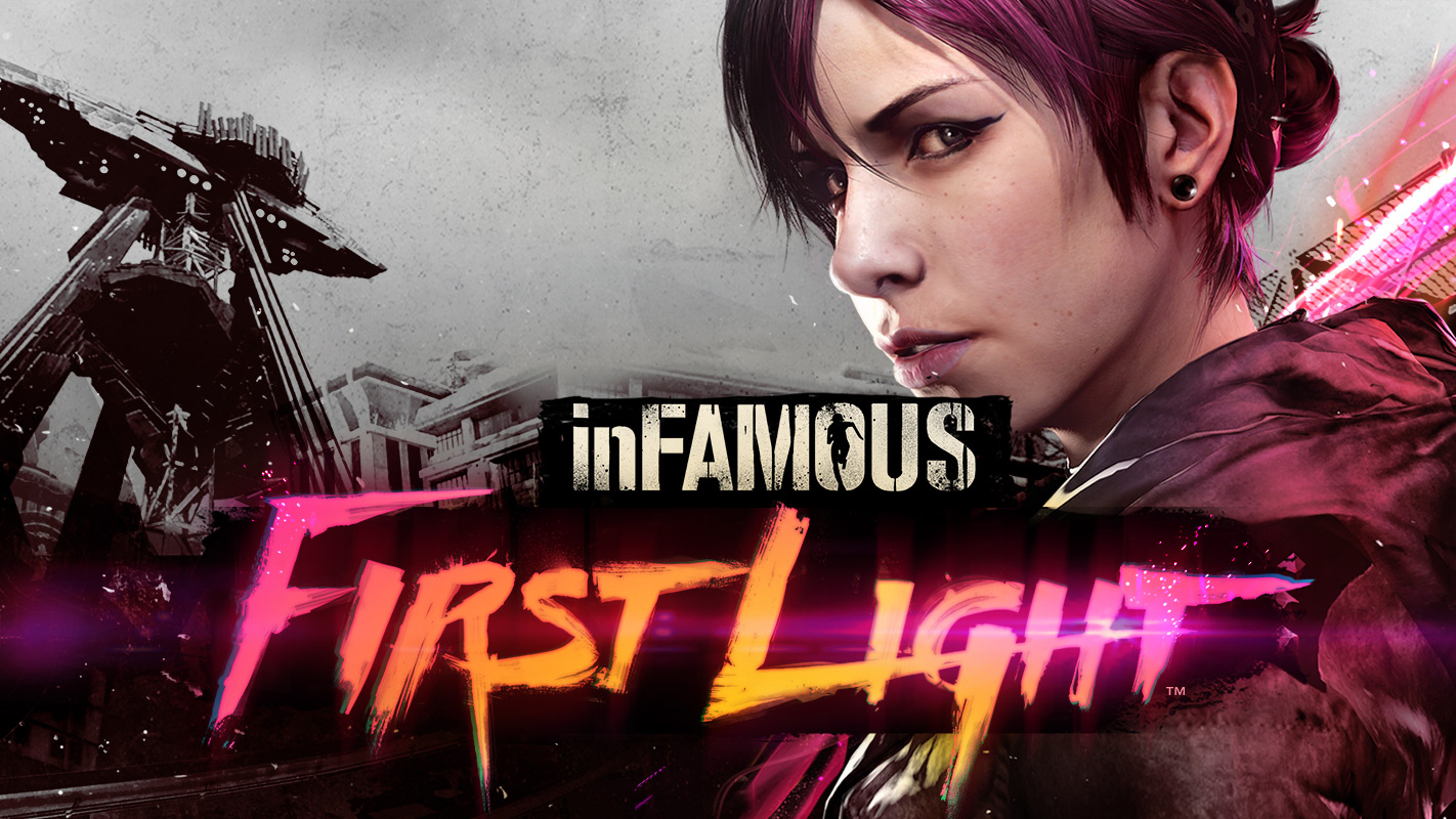 HD Quality Wallpaper | Collection: Video Game, 1422x800 InFAMOUS: First Light