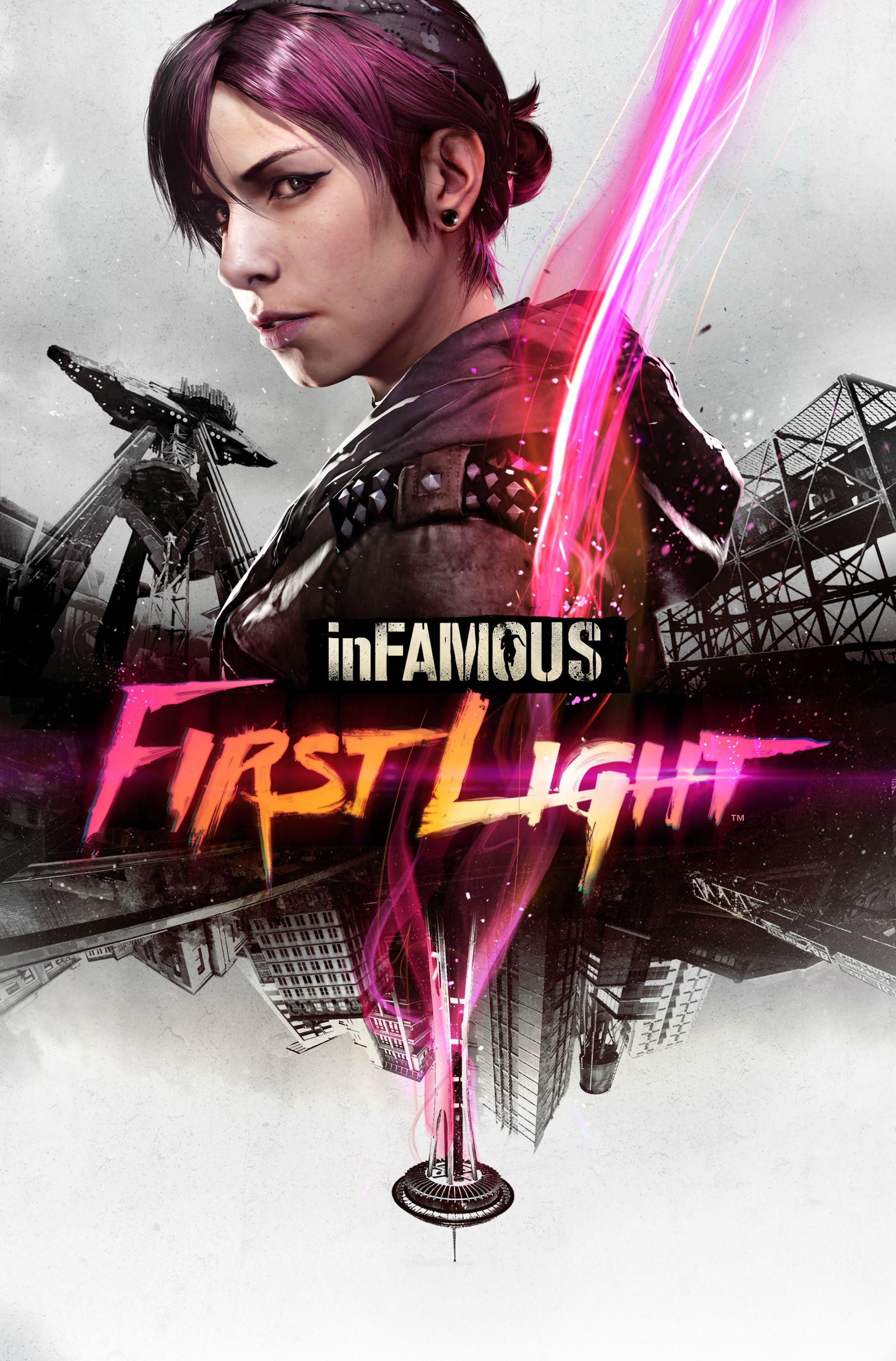 High Resolution Wallpaper | InFAMOUS: First Light 1843x2799 px
