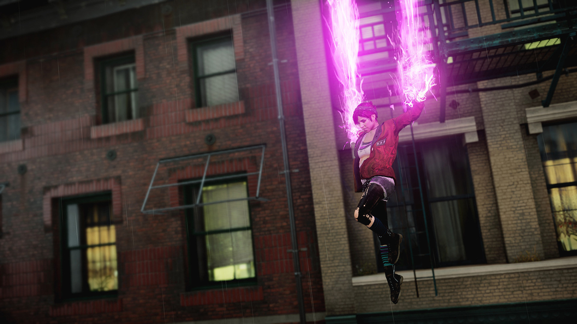 Images of InFAMOUS: First Light | 1920x1080