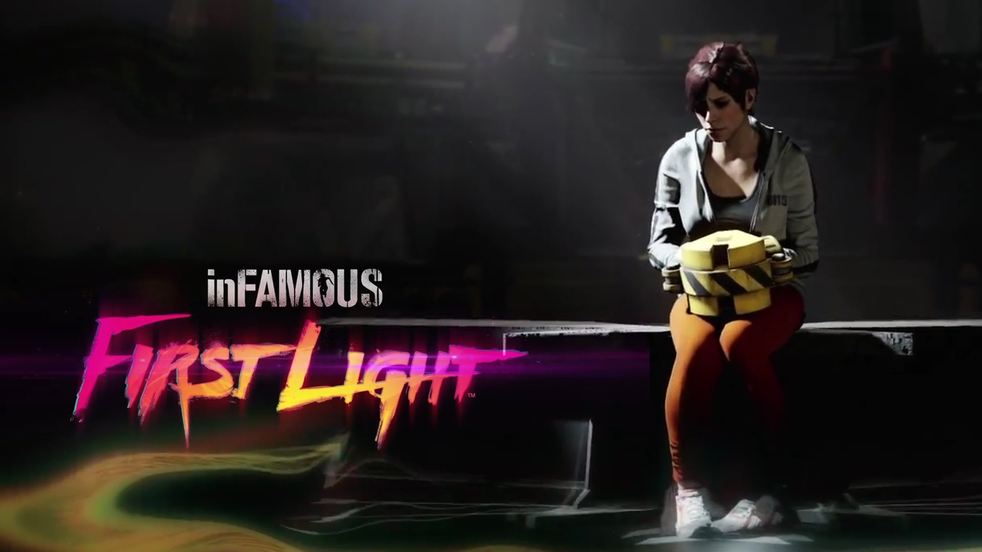 InFAMOUS: First Light Pics, Video Game Collection