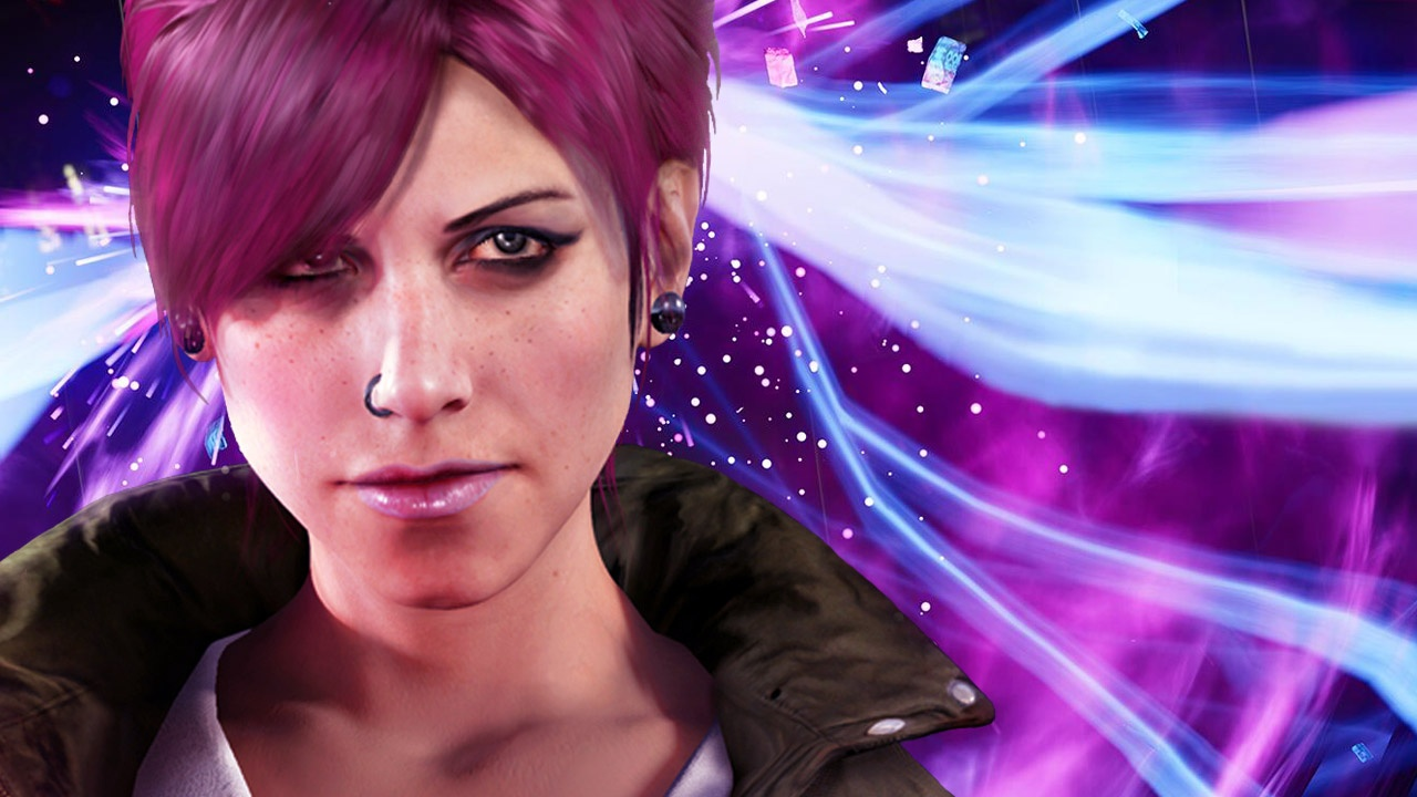 Amazing InFAMOUS: First Light Pictures & Backgrounds