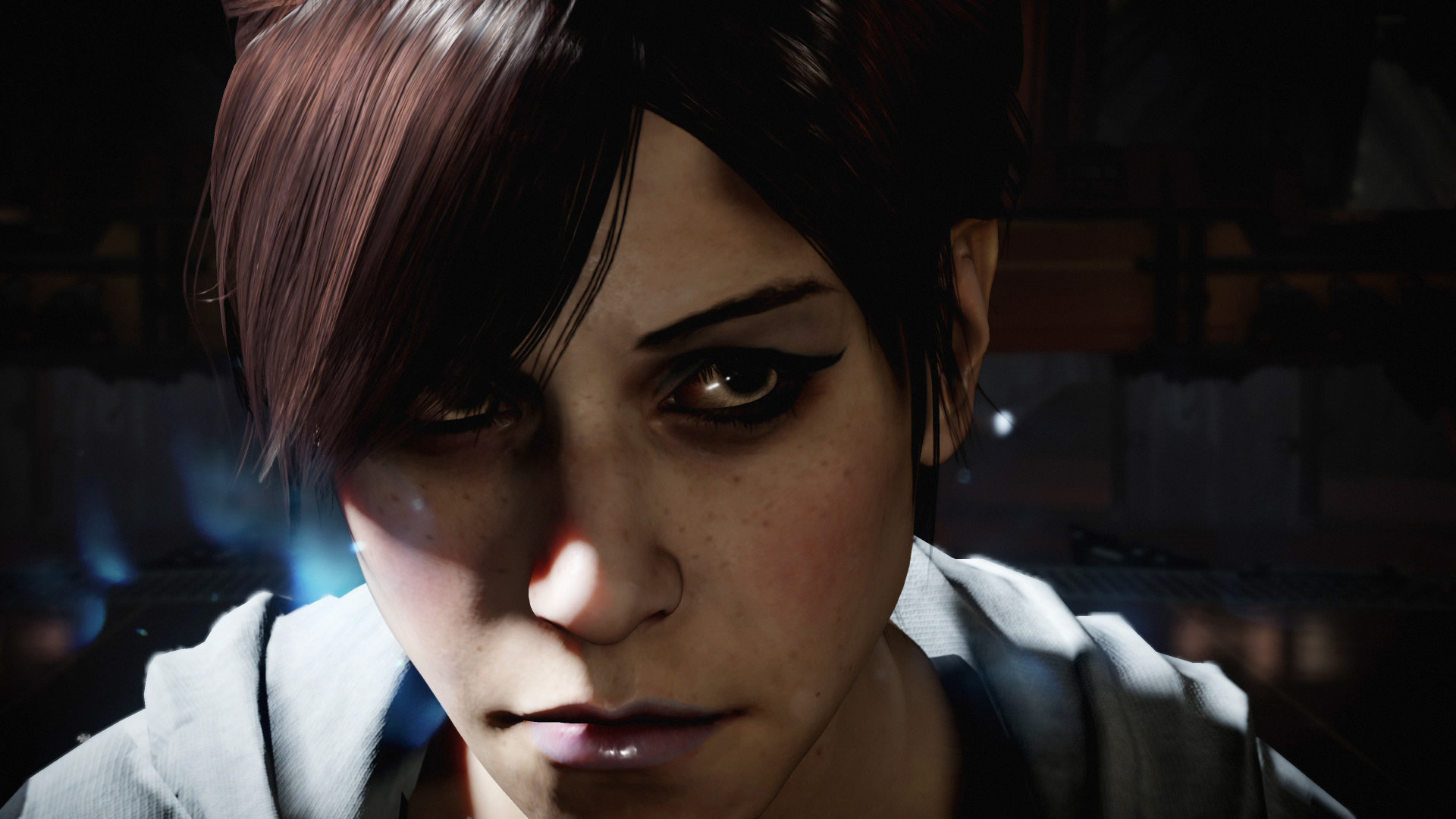 InFAMOUS: First Light High Quality Background on Wallpapers Vista