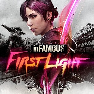 315x315 > InFAMOUS: First Light Wallpapers
