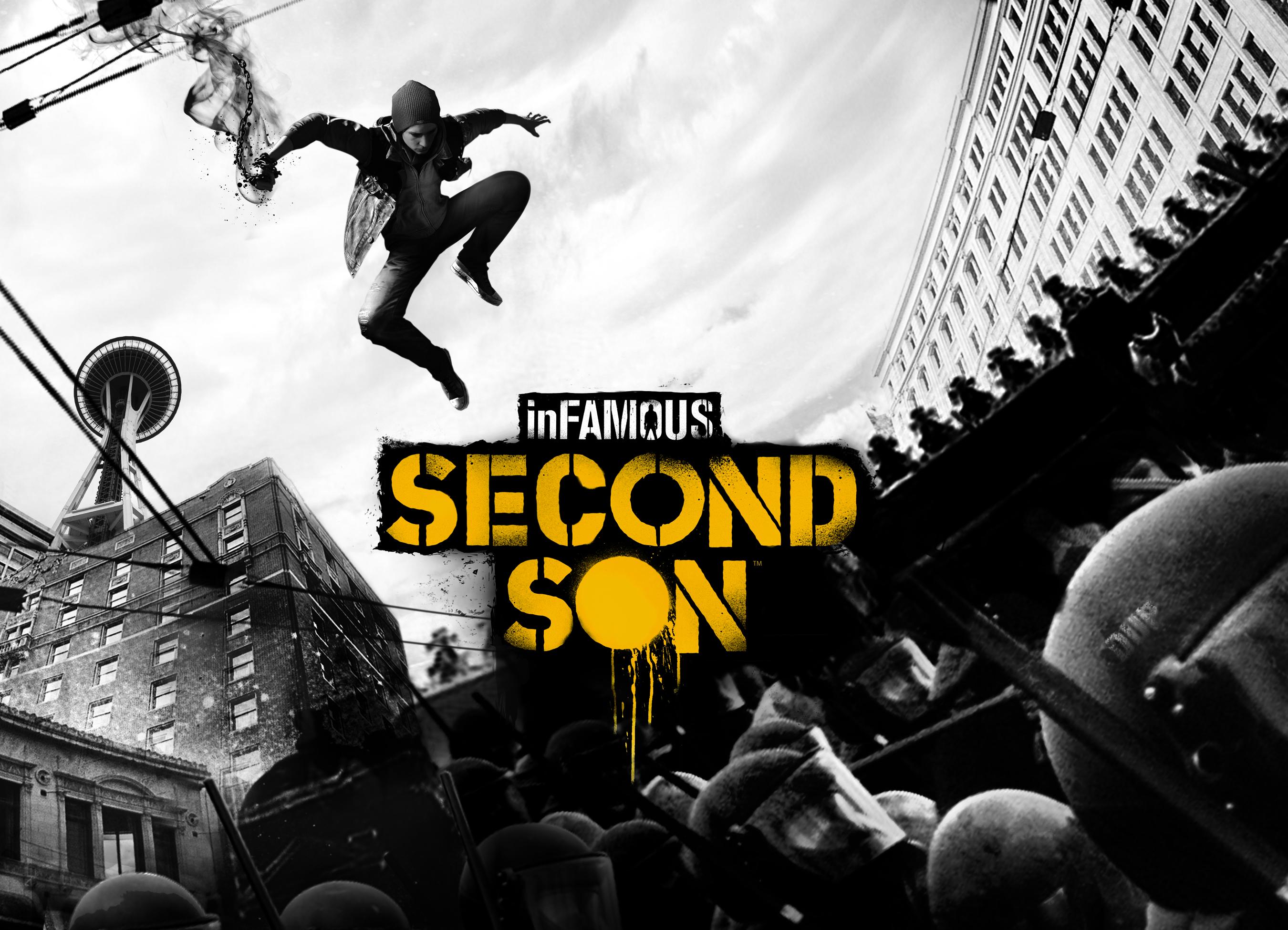 InFAMOUS: Second Son Backgrounds, Compatible - PC, Mobile, Gadgets| 2700x1950 px