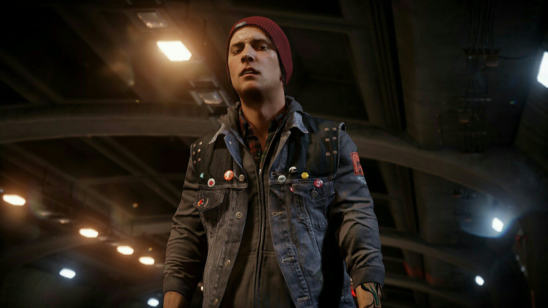 HQ InFAMOUS: Second Son Wallpapers | File 246.45Kb