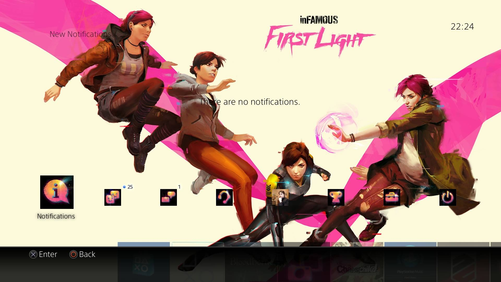 InFAMOUS: Second Son Backgrounds on Wallpapers Vista
