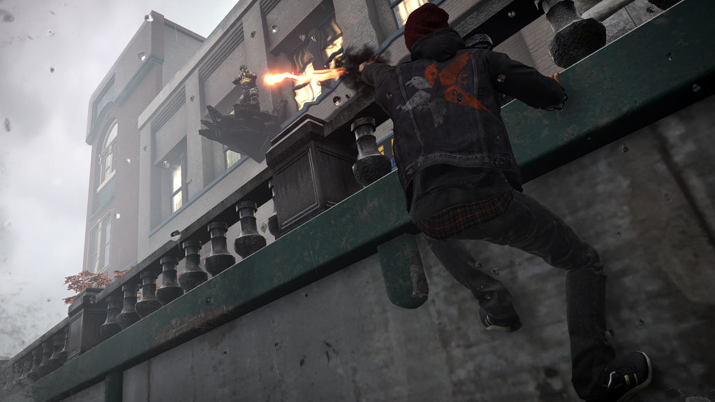 Images of InFAMOUS: Second Son | 1024x575