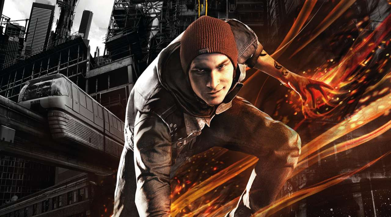 1280x712 > InFAMOUS: Second Son Wallpapers