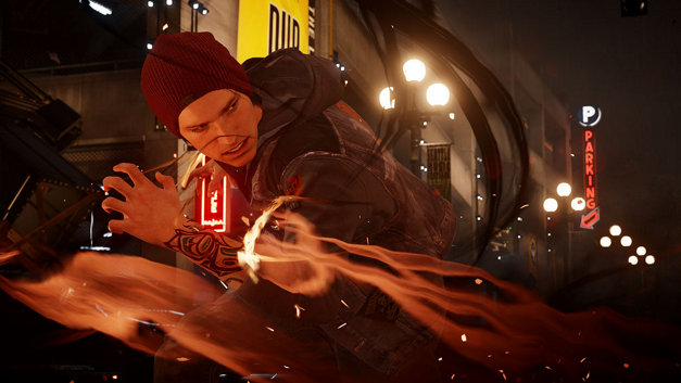 InFAMOUS: Second Son High Quality Background on Wallpapers Vista