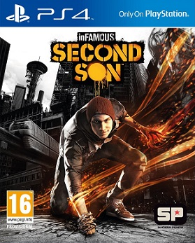 Nice wallpapers InFAMOUS: Second Son 279x347px
