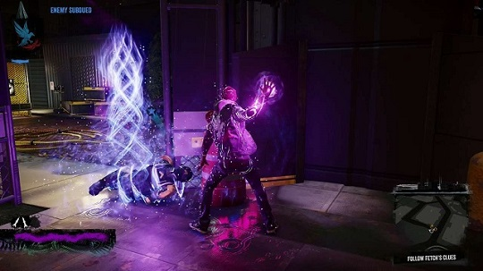 540x303 > InFAMOUS: Second Son Wallpapers