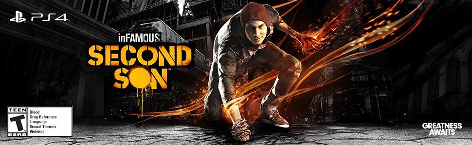 Amazing InFAMOUS: Second Son Pictures & Backgrounds