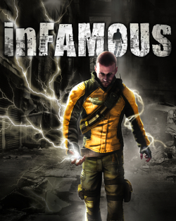 Nice wallpapers InFAMOUS 250x314px