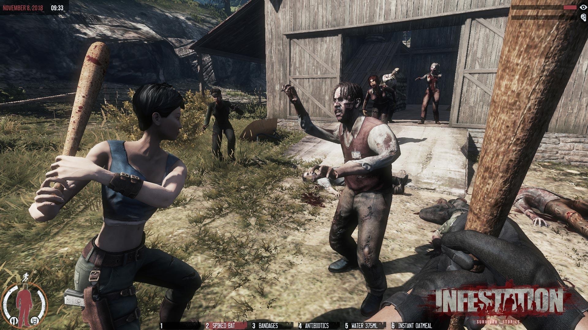 Infestation: Survivor Stories Pics, Video Game Collection