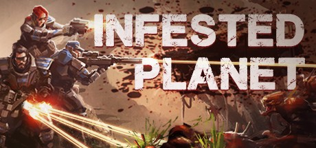 Nice wallpapers Infested Planet 460x215px