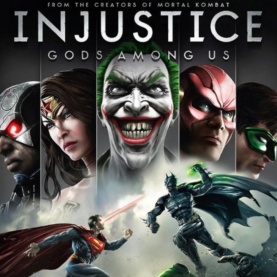 Injustice Gods Among Us Wallpapers Comics Hq Injustice Gods