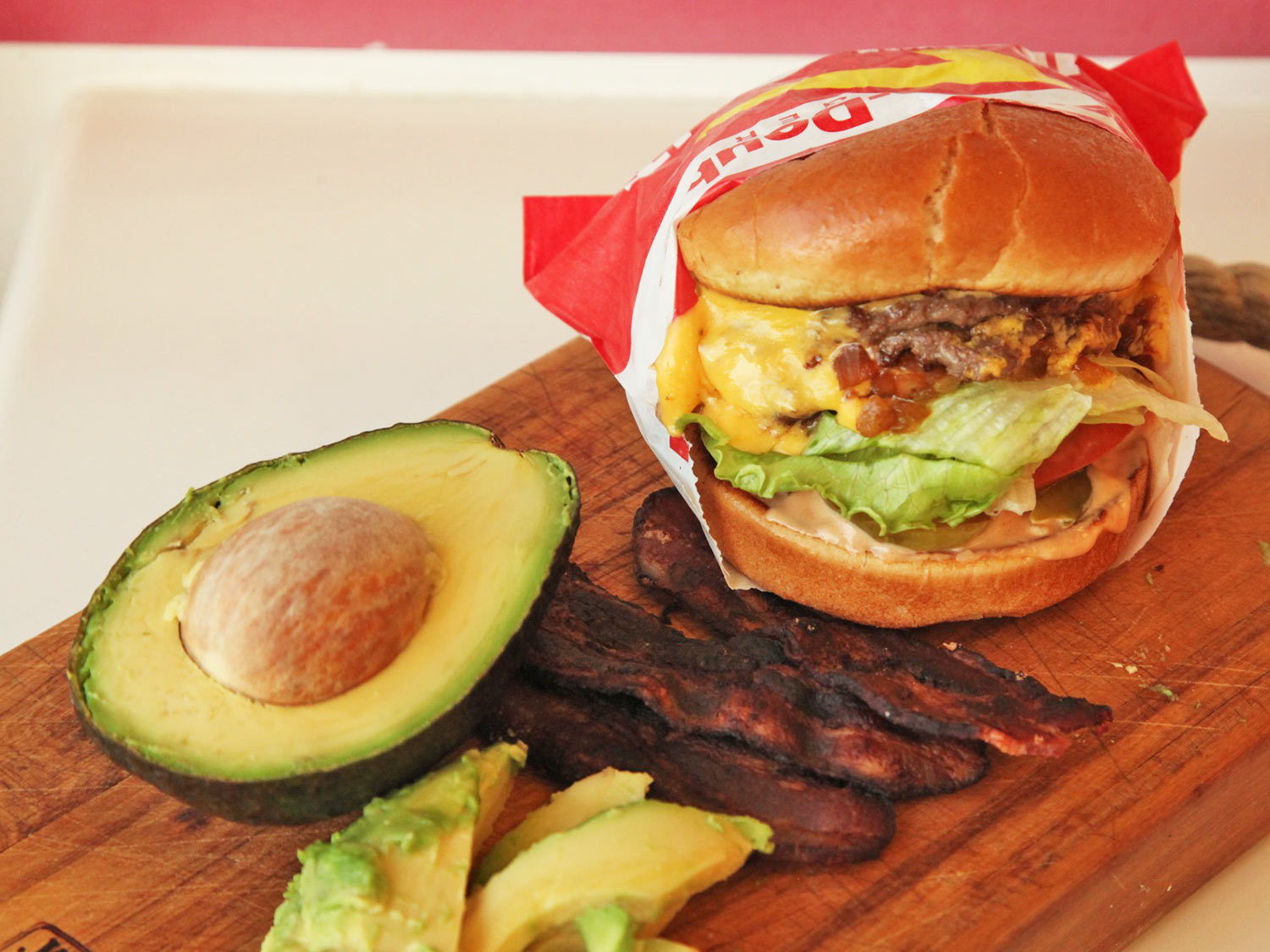 Nice Images Collection: In-N-Out Burger Desktop Wallpapers