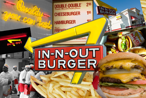 In-N-Out Burger Pics, Products Collection