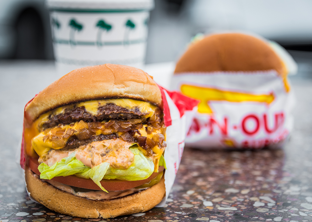 Nice wallpapers In-N-Out Burger 1024x730px