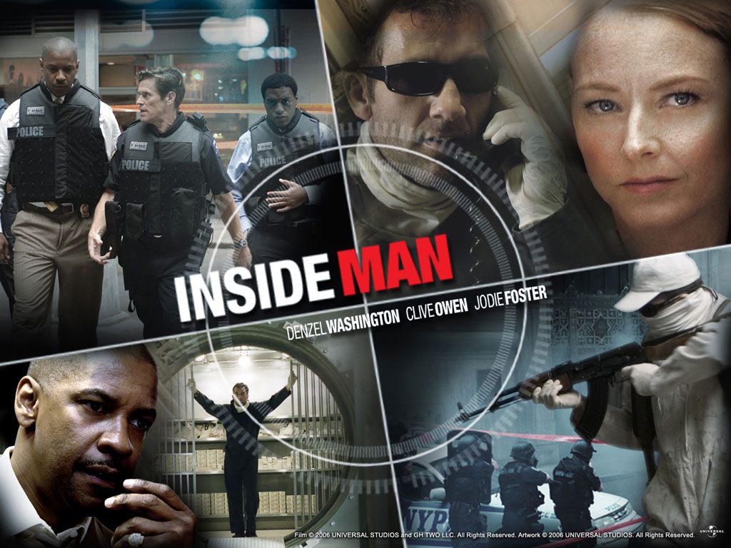 Inside Man wallpapers, Movie, HQ Inside Man pictures | 4K ...