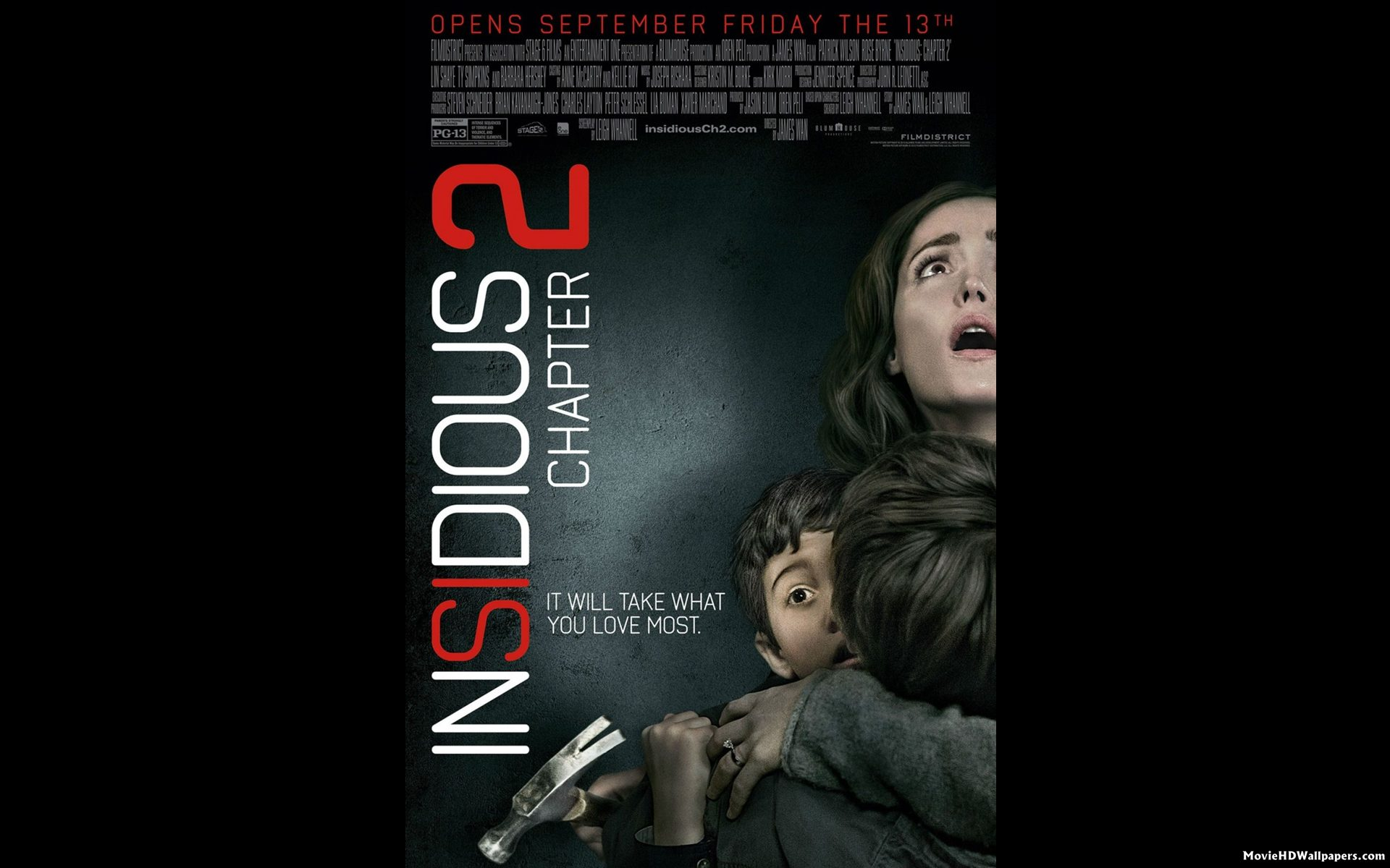 Most Viewed Insidious Chapter 2 Wallpapers 4k Wallpapers
