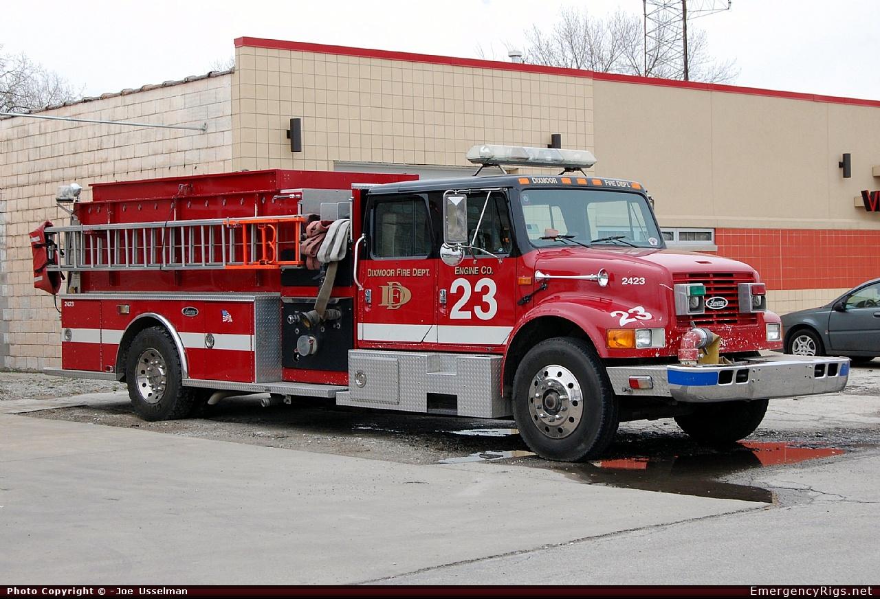 International Fire Truck wallpapers, Vehicles, HQ