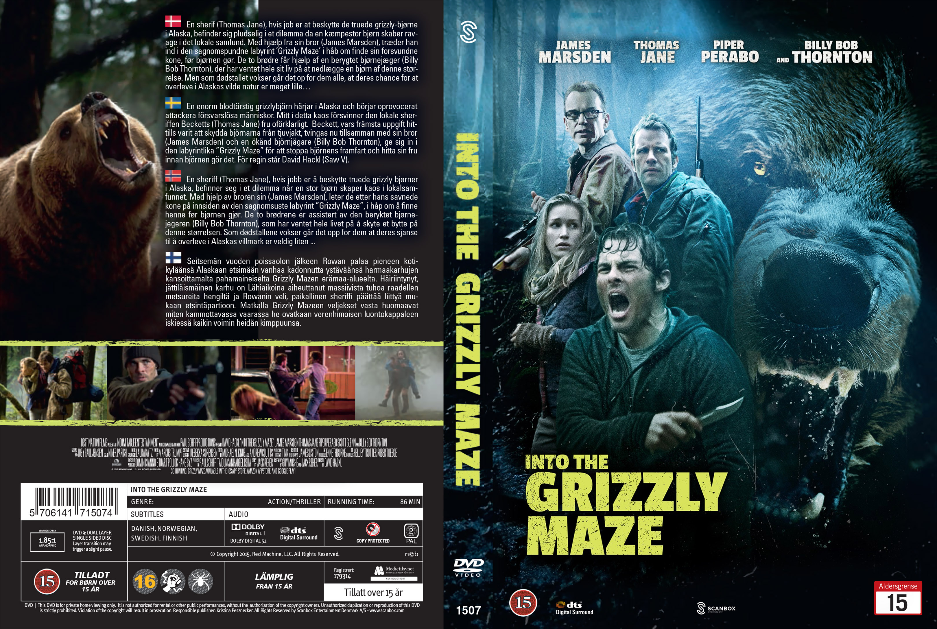 Into The Grizzly Maze Backgrounds, Compatible - PC, Mobile, Gadgets| 3240x2175 px