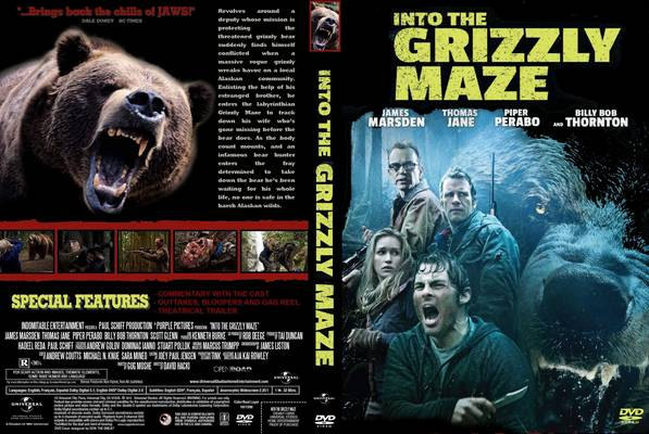 Into The Grizzly Maze High Quality Background on Wallpapers Vista