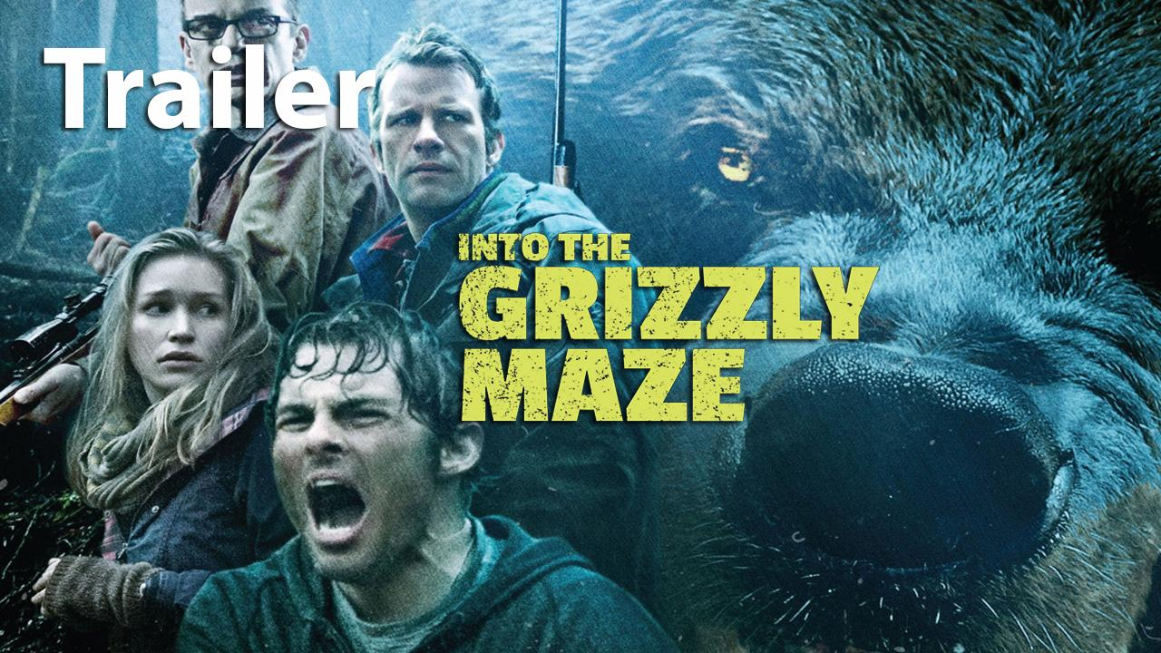 Into The Grizzly Maze Pics, Movie Collection