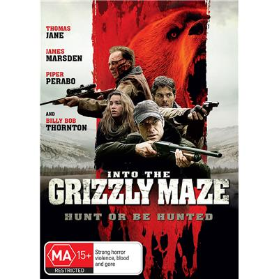 Nice wallpapers Into The Grizzly Maze 400x400px
