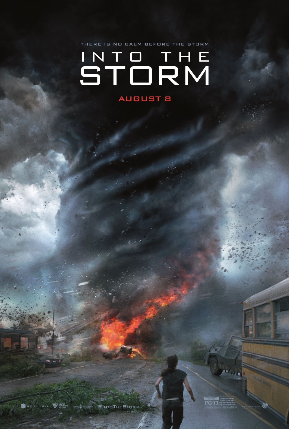 HD Quality Wallpaper | Collection: Movie, 1000x1481 Into The Storm