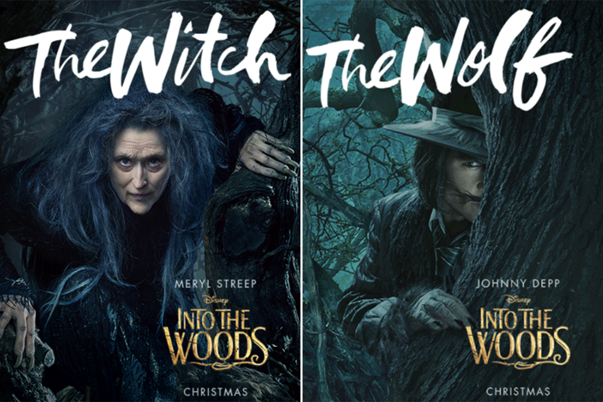 HQ Into The Woods (2014) Wallpapers | File 1659.08Kb