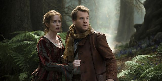 Into The Woods (2014) Backgrounds, Compatible - PC, Mobile, Gadgets| 640x320 px