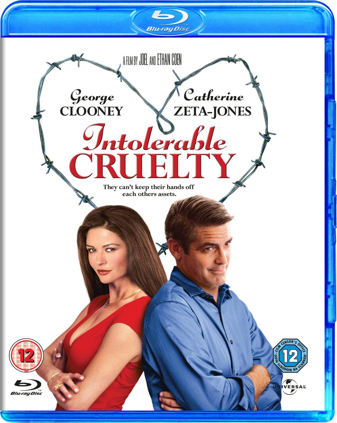 Images of Intolerable Cruelty | 1112x1397