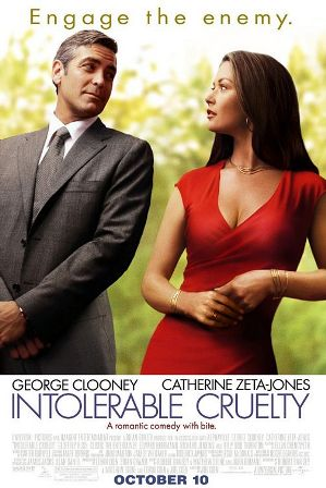 HD Quality Wallpaper | Collection: Movie, 299x448 Intolerable Cruelty