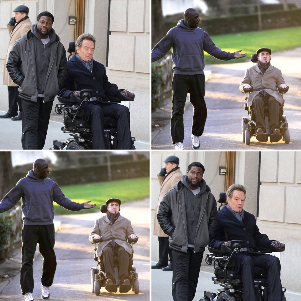 HQ Intouchables Wallpapers | File 237.73Kb