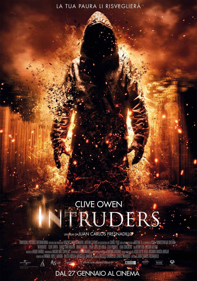 Intruders Pics, Movie Collection